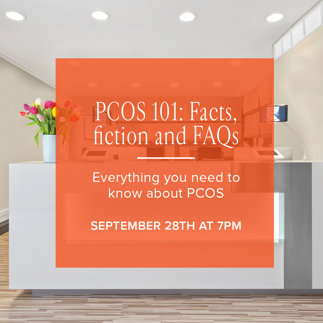 PCOS 101 Event overview thumbnail